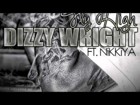 Dizzy Wright - Fly High feat. Nikkiya (Prod by SupaHotBeats)