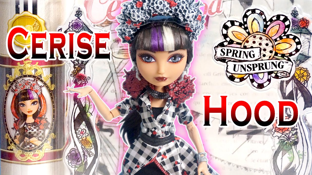 Ever After High Cerise Hood Doll Ever After High EAH - ...