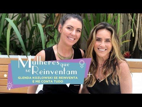 """""""Não estou arrependida"""", diz Glenda Kozlowski sobre saída da Globo"""