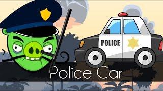 Bad Piggies - POLICE CAR (Field of Dreams) - Request