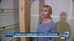 Denver woman warns of new build 'nightmare house'