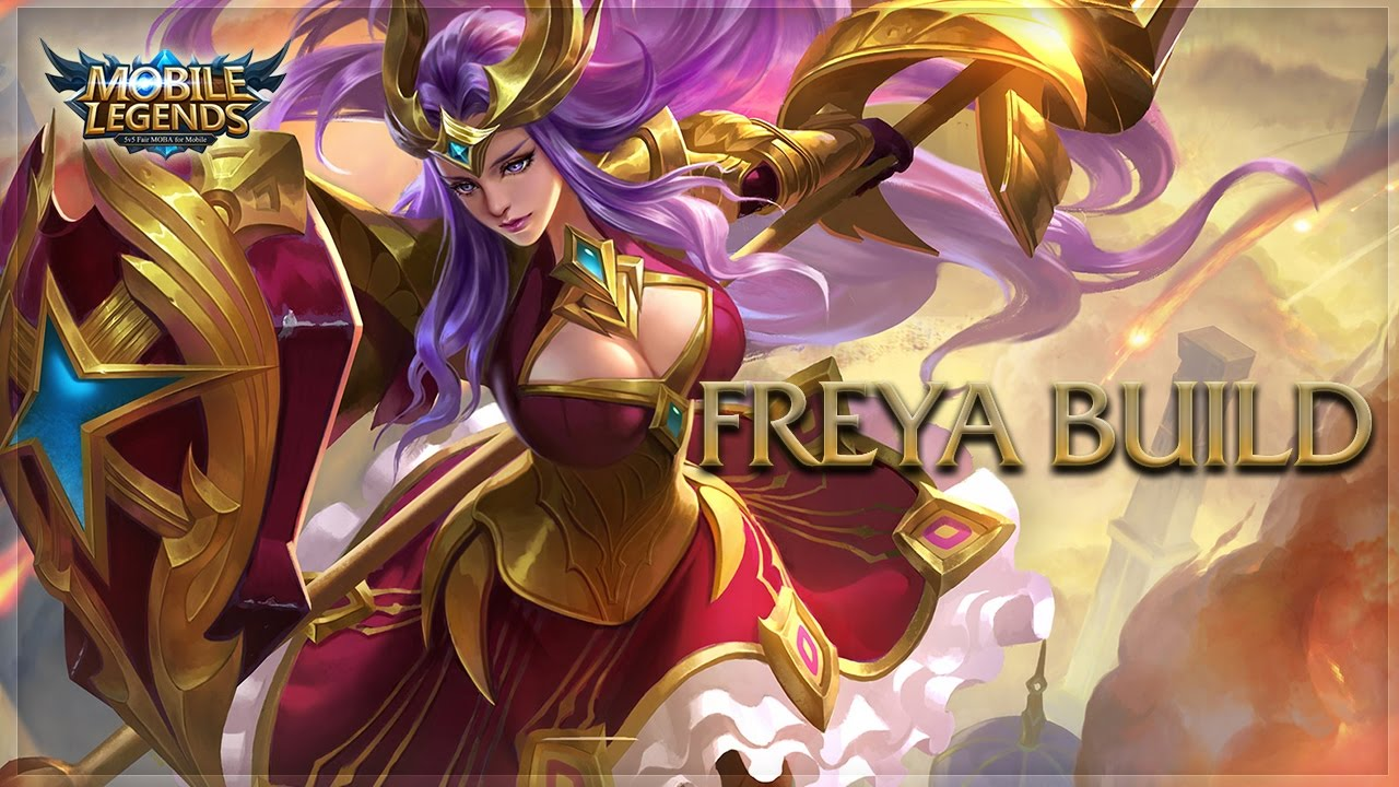Mobile Legends Freya