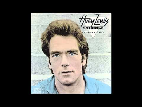 Huey Lewis And The News - 1982 - Change Of Heart