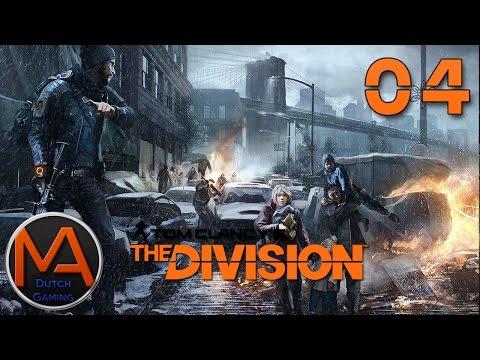The Division Deel 4 - Subway Morgue - Let's Play | Nederlands / Dutch | PC Games