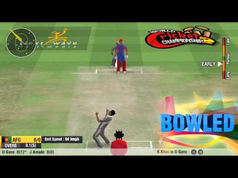 World Cricket Championship 2 is now on google play store!