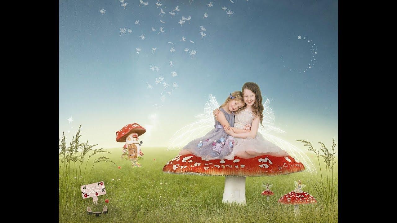 A Magical Fairy Paradise