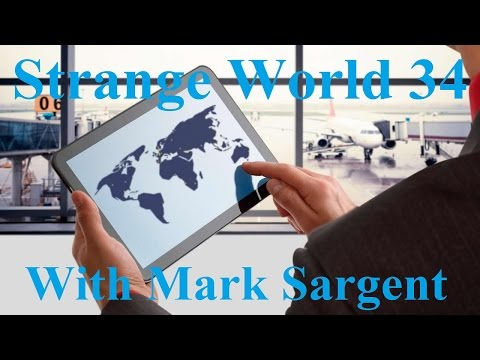 Corporate Travel Agent: Flights don't make sense on a globe - Flat Earth - SW34 - Mark Sargent ✅
