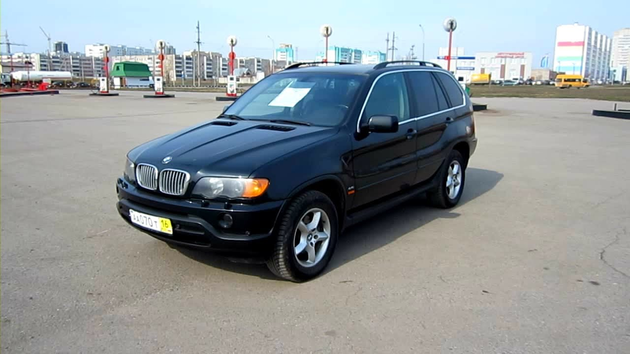 2003 bmw x5 in depth tour test drive youtube. Black Bedroom Furniture Sets. Home Design Ideas