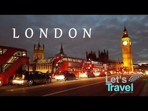 London – City Tour 2017 (4K) | Let's Travel