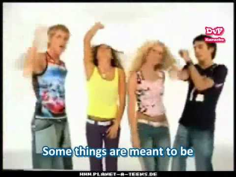 A The Teens Karaoke Version 70