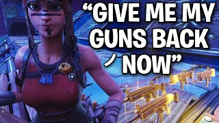 Ce millionnaire de piratage a failli me arnaquer! 😂 (Scammer Get Scammed) Fortnite Save The World