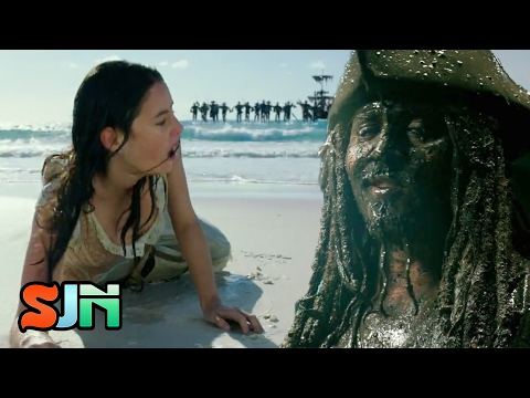 Pirates of the Caribbean 5 Official Super Bowl Trailer Breakdown