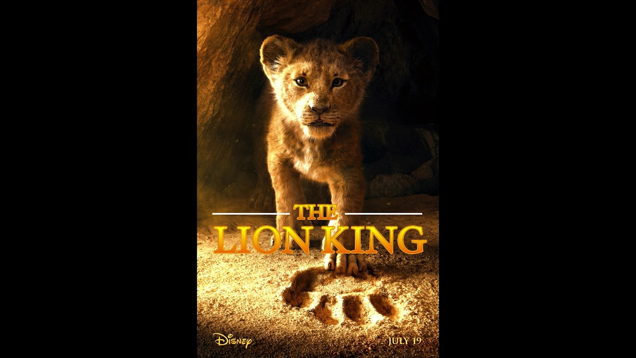 lion king 2019 trailer music  soundtrack  circle of life