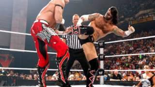 Raw: Evan Bourne vs. CM Punk