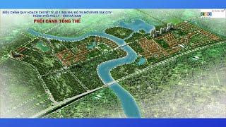 River Silk City Sông Xanh - CEO Group: Giới thiệu dự án