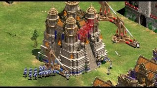 JUGANDO AGE OF EMPIRES 2 HD EN STEAM