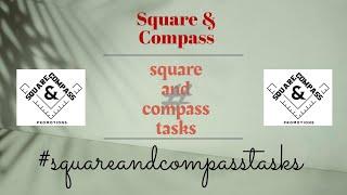 Square and Compass Tasks #squareandcompasstasks: Your Favourite Masonic Item