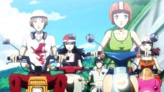 [HD] [PS Vita] Persona 4 Golden - New Scene: Beach