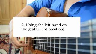 Introduction to Guitar - Lesson 2 with Seth Escalante - Free course on learning the Guitar