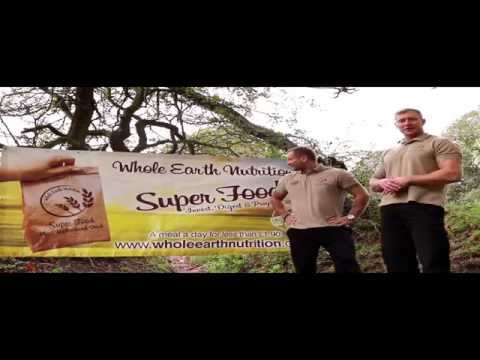 Whole Earth Nutrition - What Is Super Food?