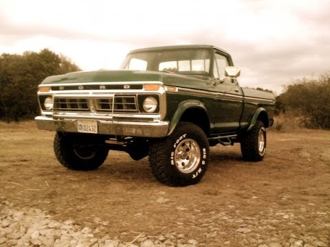 1979 ford f150 4x4 specifications