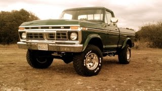 1977 Ford F-150 4x4  with 460
