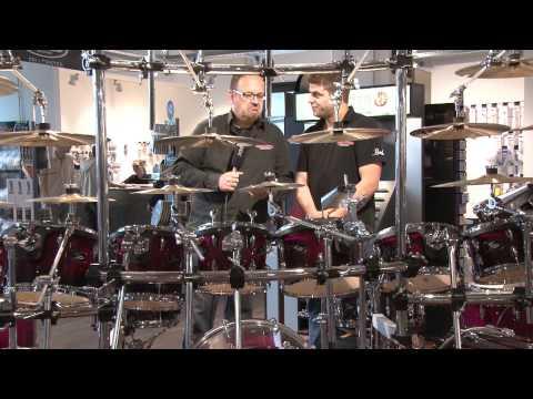 Die Abteilungen des MUSIC STORE - Drums und Percussion