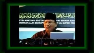 Debat sengit MTA vs Nu Anwar sahid