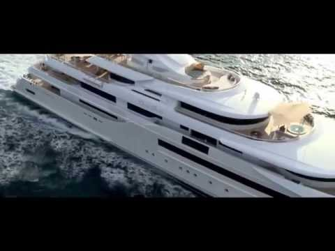 Super Yachts Dealer in India - MY Chopi Chopi 80mt - CRN