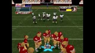 NCAA Football 2001 ... (PS1) 60fps