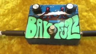 Fuzz Face -AC128- Bay Fuzz