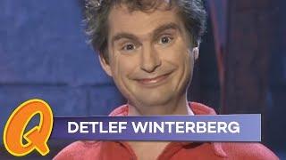 Detlef Winterberg, der Kampfschnecken-Züchter
