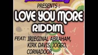 Download Love you more Riddim mix by Patje MP3 song and Music Video