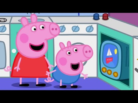 Peppa Pig English Episodes | Full Episodes New Compilation | Peppa Pig At The Playground | #PeppaPig