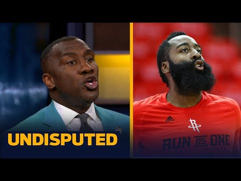 Thumbnail: James Harden signs biggest contract in NBA history - Will it backfire on Houston? | UNDISPUTED