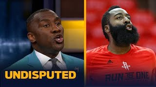 James Harden signs biggest contract in NBA history - Will it backfire on Houston? | UNDISPUTED