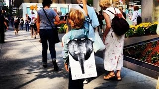 Join the March for Elephants