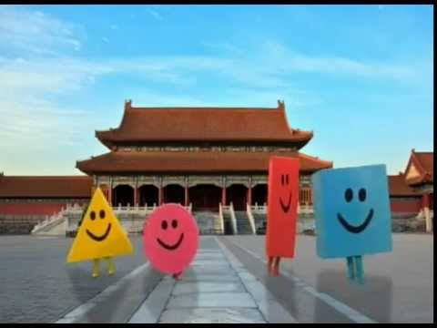 Shapes Dance | Around the World | Mister Maker