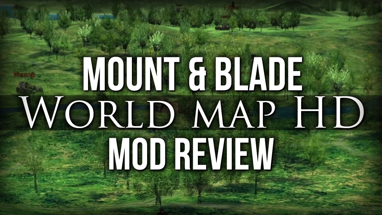 Mountblade mod review world map hd v12 youtube mountblade mod review world map hd v12 gumiabroncs Choice Image