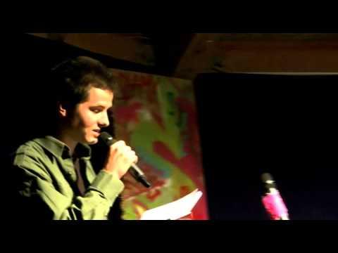 Poetry Slam Jam Nyborg Gymnasium - 8. oktober 2013