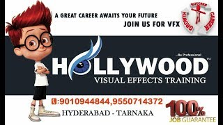 Hollywood Visual Effects Institute VFX Training In Hyderabad Multimedia and Animation