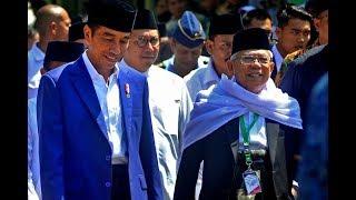 Download lagu Resmi, Jokowi dan Ma'ruf Amin, Capres-Cawapres 2019