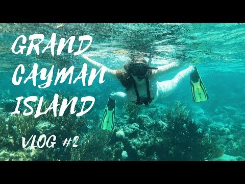 Arriving to the Grand Cayman Island || Marriott Beach House