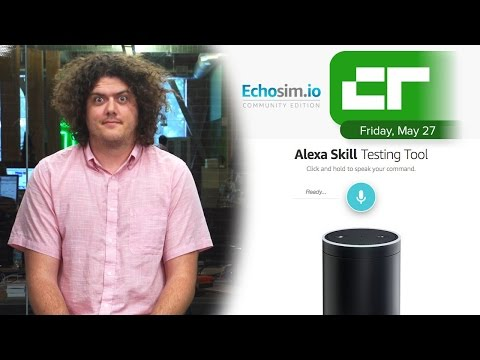 Try Amazon Alexa In A Web Browser | Crunch Report