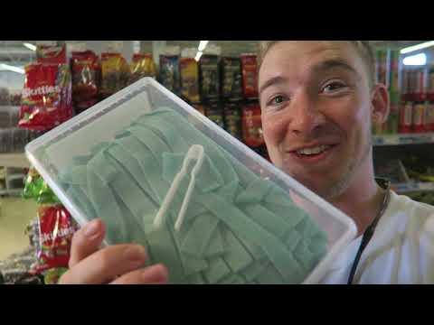 "This European Supermarket Sells CANDY BIGGER THAN MY HEAD | ScandinavianPark - The ""European Costo"""