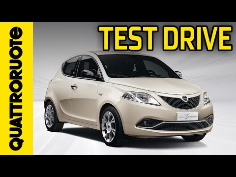 Lancia Nuova Ypsilon 2015 Test Drive