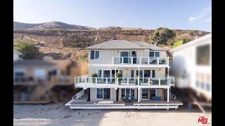 Jennifer Lopez and Alex Rodriguez's $6.6 Million Malibu Beach House