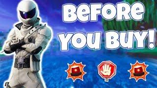 Overtaker - Before You Buy Fortnite   New Skin!