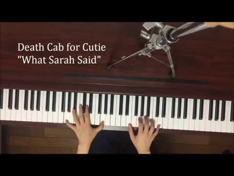Death Cab for Cutie/ What Sarah Said mp3