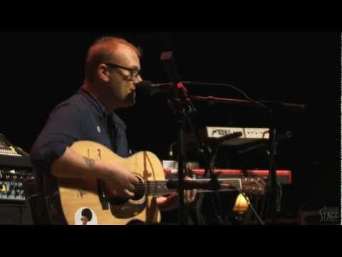 Mike Doughty - Backstage at Mountain Stage
